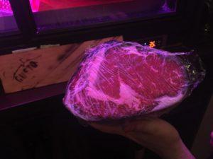 Dry Aged Steak im Gusto Saarbrücken