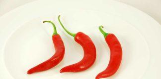 Chili ist eines der Lieblingsgewürze in der Thai Küche
