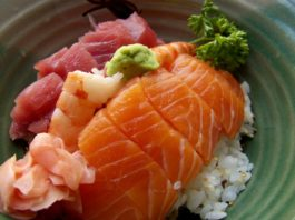 Hashimoto - Edel Sushi in Saarbrücken