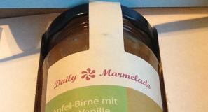 Apfel-Birne Marmelade